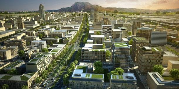 Centenary City